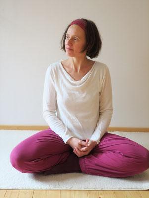 Katja Preißler, Yogalehrerin
