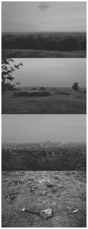 supermond hinter wolken 2012 | www.visovio.de | #hamm #kissingerhöhe #ritualplatz #wolkenverhangen