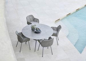 Vibe Garten-Sessel von Cane-line