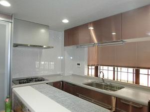 S様dining kitchenリノベーションNo.2522
