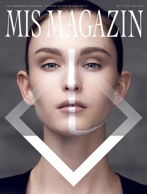 Mis Magazin, Medienbericht schlüsselbrett, Alu Designleiste, Design Award, genial einfach, multifunktional, Ordnungswunder, Designfilz, Garderobe, Küche, Bad