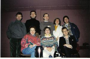 Le groupe en 1991