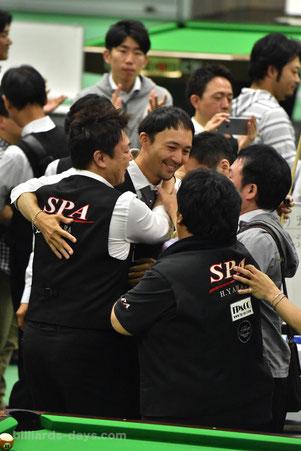 昨年優勝の埼玉