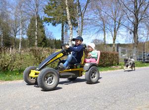 Urlaub mit Kind in der Eifel