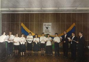 Erster Auftritt 1993