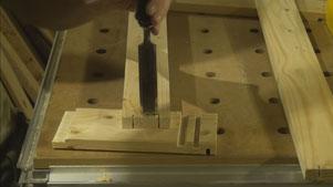 Bau Eines Bienenschaukasten Beim Holzweger