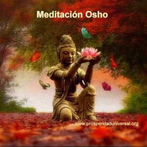 EL SILENCIO INTERIOR - MEDITACIÓN OSHO - PROSPERIDAD UNIVERSAL - www.prosperidaduniversal.org