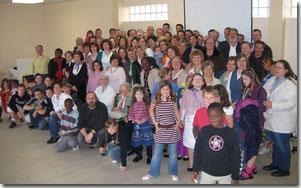 Eglise Dunkerque 2007 - Après un culte