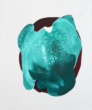 Bild: Lucia Fischer Deutsche Malerei Berlin  / German Paintings / Abstrakte Malerei