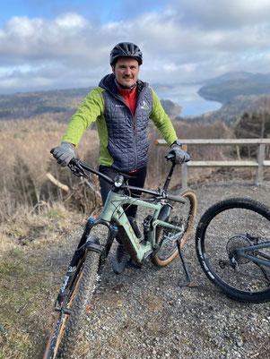 Michael Beherzig Gesellschafter Harzer E-Bike Verleih