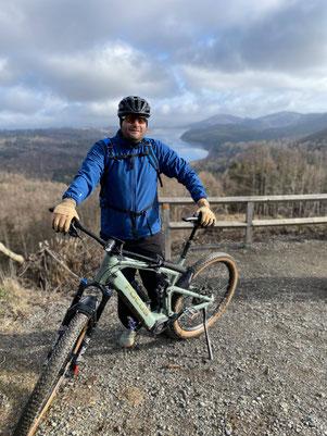Stefan Borowksy Gesellschafter Harzer E-Bike Verleih