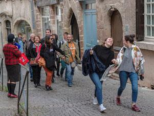 Bazar 2019 - Ateliers création artistique - Les Extrem - Burlesque Touristic Tour