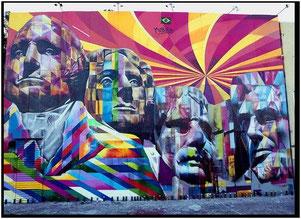 Bazar 2019 - Ateliers création artistique - Street Art