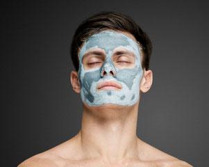 Kosmetikbehandlung für Männer in Aichach