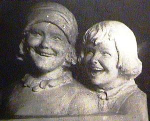 (16) В аттракционе парка (Пионерки) (1929г.)