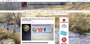 Blog commune de Gourdon-Murat