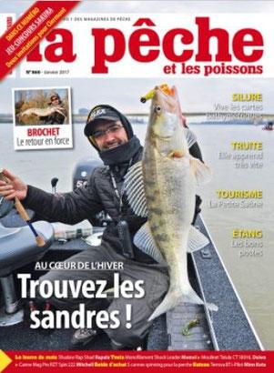 Magazine La Pêche et les Poissons