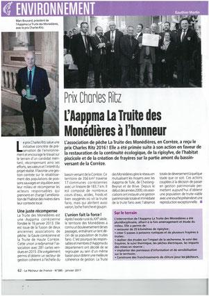 Magazine Le Pêcheur de France