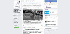 Facebook Fédération Nationale pour la Pêche en France