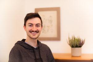 Timo Keller von TRIMED Mainz - Praxis für integrative Medizin