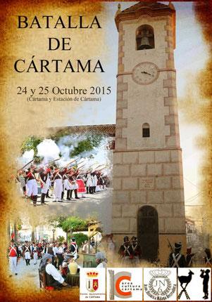 Batalla de Cártama Recreación Histórica