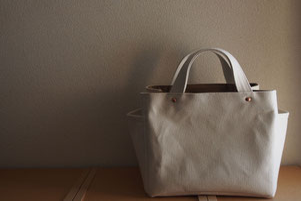 cube bag - キューブバッグ  ¥9,000