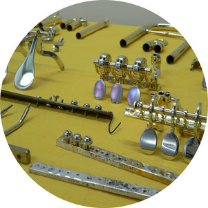 Erleben Sei das beruhigende Gefühl, Ihr Instrument in guten Händen zu wissen!