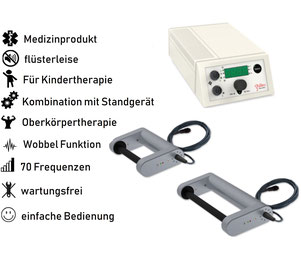 Vibrationshantel Mano Med 20 L, Preise, Infos, Test, Vertrieb: www.kaiserpower.com