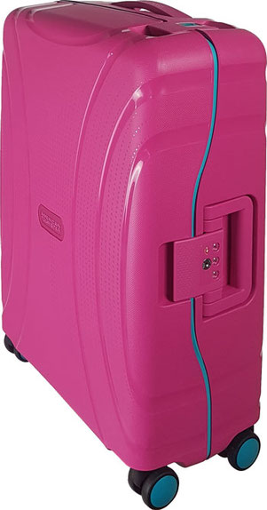 American Tourister Koffer pink