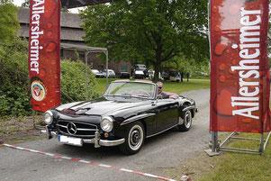 Mercedes 190 SL (Beispielbild)
