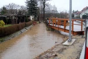 Bild: Seeligstadt Hochwasser