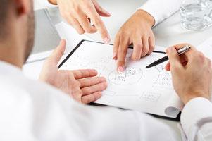 工務店・設計事務所・不動産業者と対等に打合せ