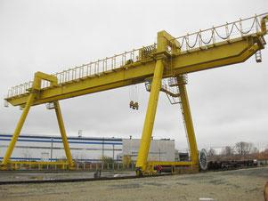 Ремонт и строительство подкрановых путей в Ульяновске