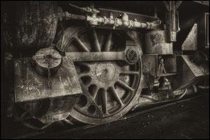Lokomotivenfriedhof