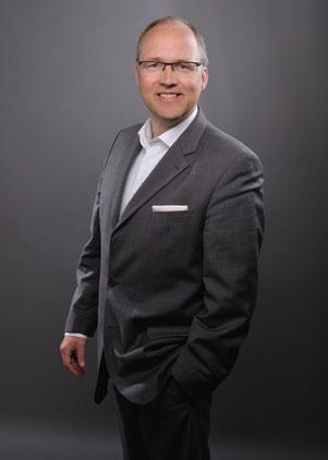 Christian Lüth - Geschäftsfüherer ibras GmbH