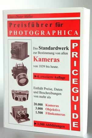 Preisführer für Photographica von Klaus-Dieter Müller    © engel-art.ch