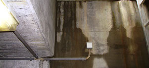 schutz vor drückendem Wasser, trockenlegen, Trockenlegung, Keller nutzbar machen, Feuchtigkeitseintritt,