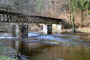 Bild: Wünschendorf Hornmühle Erzgebirge