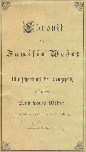 Bild: Wünschendorf Chronik Weber