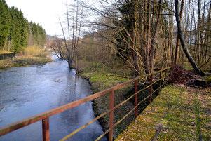 Bild: Hornmühle Wünschendorf Erzgebirge