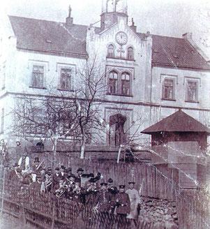 Bild: Wünschendorf Erzgebirge Schule