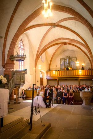 Evangelische Kirche Waldeck, Bad Wildungen, Ev. Kirchengemeinde Waldeck, Hochzeit, Lilia Spörhase