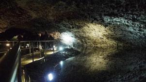 Barbarossahöhle im Südharz Hauptatraktion der Region