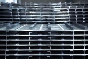 Die FSW-Paneele von Hydro sind sehr flach, haben eine hohe Festigkeit und genaue Toleranzen