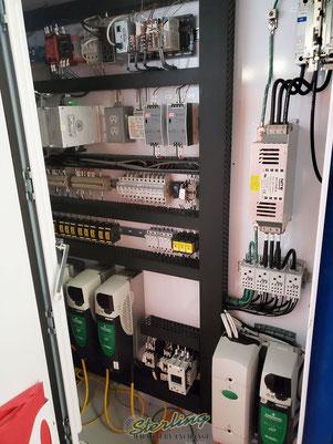 Supply voltage 480 V AC / 60 Hz / 3 Phase / 100Amp minimum
