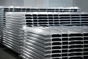 Rührreibgeschweißte Aluminiumplatten von Norsk Hydro ASA in Norwegen