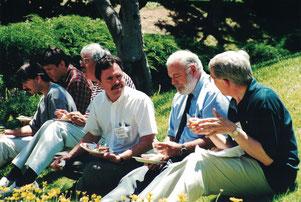 Erstes FSW-Symposium im Rockwell Science Center in Thousand Oaks, Kalifornien