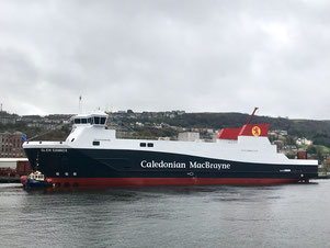 Ferguson Marine Engineering: 'Glen Sannox'