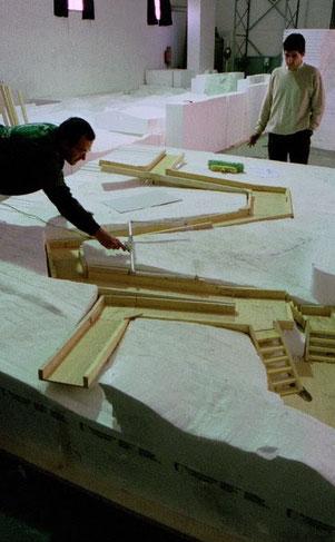 Maqueta de Trabajo > Proyecto Réplica de Altamira