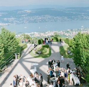 Hochzeit Aper Zürich Aussicht
